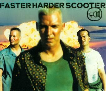 Faster Harder Scooter - Wikipedia