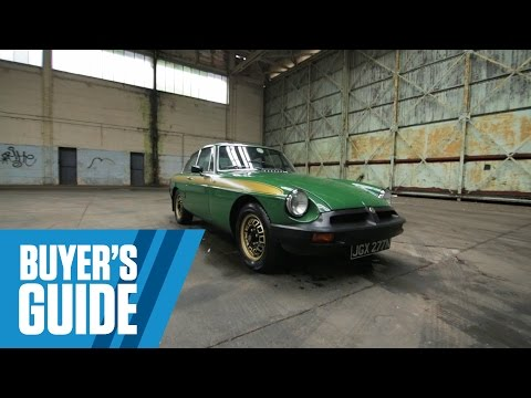 1965 MG MGB MK I | Sports Car Shop