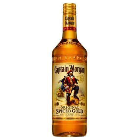RUM CAPTAIN MORGAN SPICED G