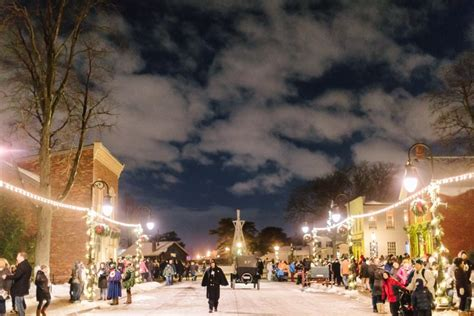 Holiday Nights in Greenfield Village – After5 Detroit
