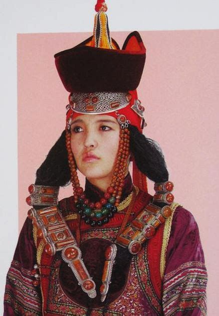 Traditional clothing of Mongolia