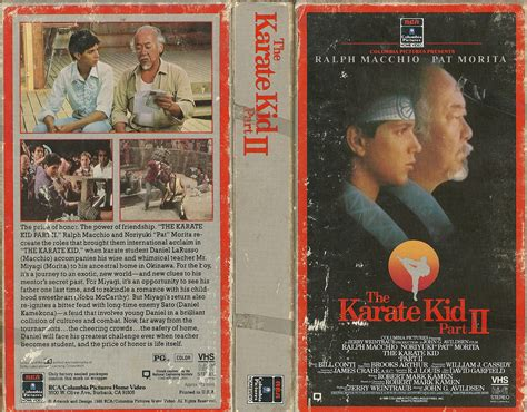 I Don't Get It…: The Karate Kid Part II   Hard Ticket to