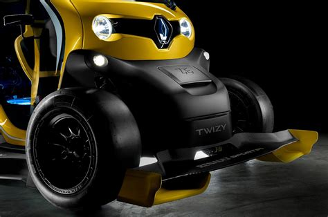 Renault Twizy Sport F1 In All Its Glory - autoevolution