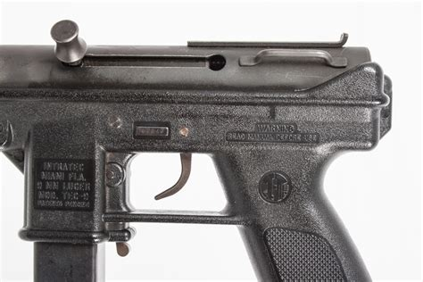 Intratec Tec-9 Used Gun Inv 207307 9mm Luger For Sale at