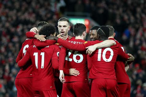 Liverpool FC 'Invincibles' go 365 days unbeaten in the