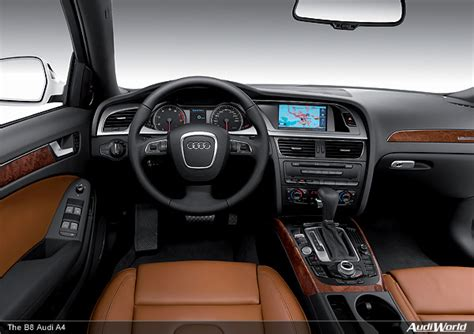The Audi A4: Multimedia Systems - AudiWorld
