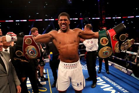 Anthony Joshua next fight: When will AJ return to the ring
