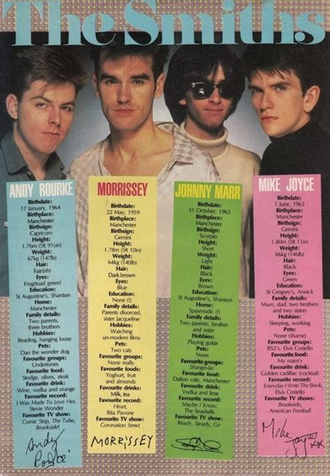 Pin by Ryan Mecum on Music in 2020 | Morrissey quotes