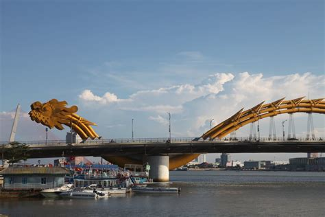 Dragon Bridge: Da Nang's fiery new success symbol | kplr11