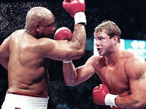Tommy Morrison: Boxer who won the world title but couldn't