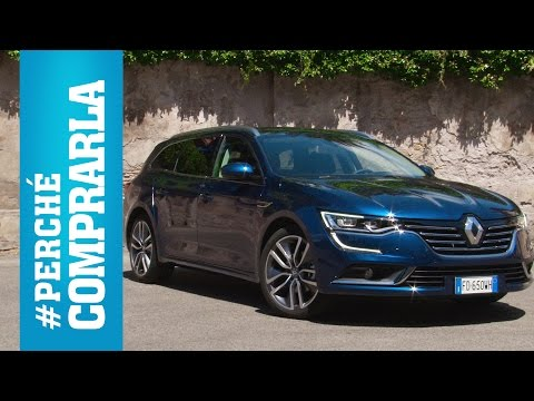 2020 Renault Talisman Getting A Mild Mid-Life Makeover