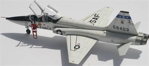 1/48 Trumpeter Lockeed T-38 Talon - Tex the Model Maker