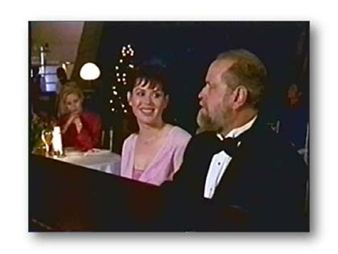 Picture of Bob and Molly at the piano in movie