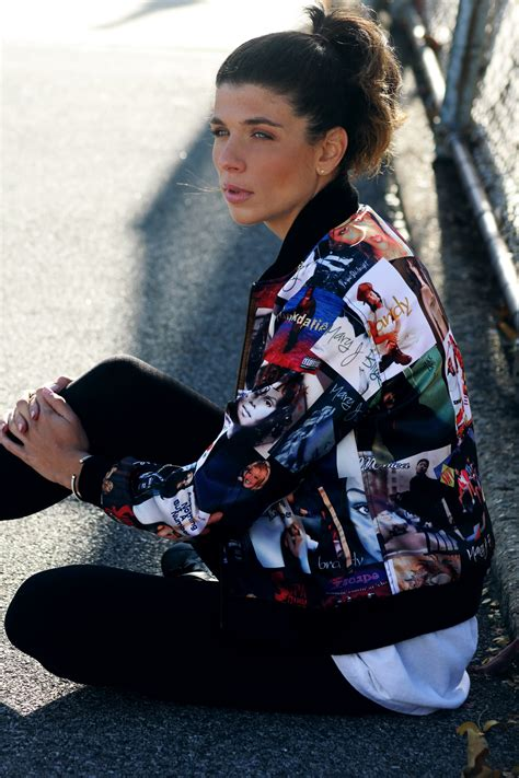 Kinship's New Bomber Jacket Features the Best Female Hip