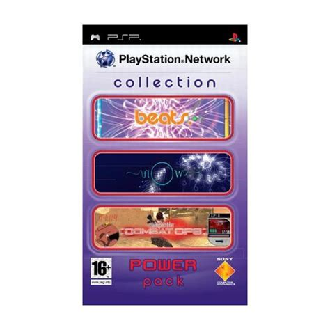 PSN Collection Power Pack (Beats, flOw, Syphon Filter