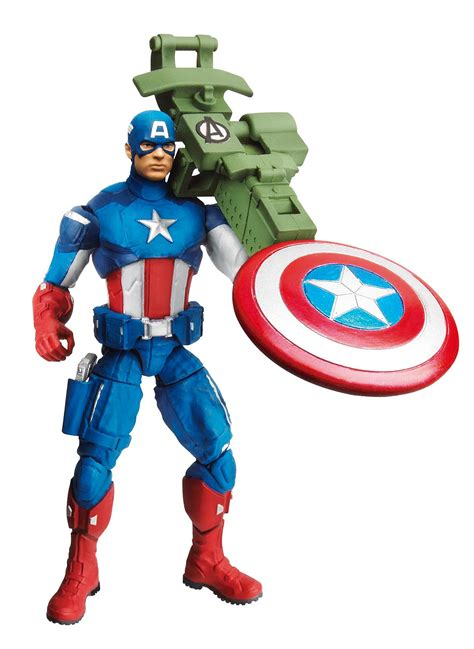 Hasbro Reveals 'The Avengers' Movie Toy Lineup [Toy Fair 2012]