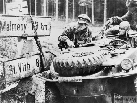 THE BATTLE OF THE BULGE: THE GERMAN ARDENNES OFFENSIVE