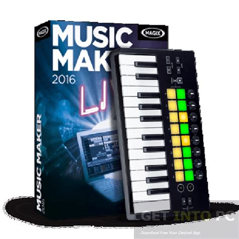 MAGIX Music Maker 2016 Premium Free Download