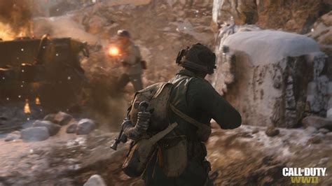 Call of Duty: WWII's new Headquarters feature shown in