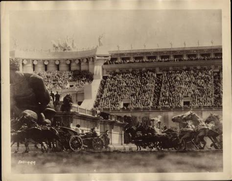 Ben-Hur 1925: Rare and Amazing Behind the Scenes Photos