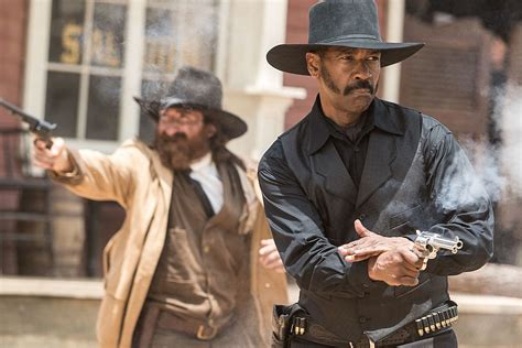 'The Magnificent Seven' Review: Not So Magnificent