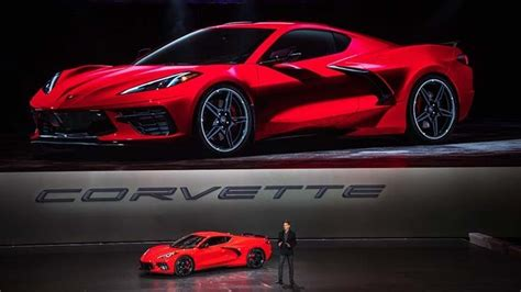 GM unveils 2020 mid-engine Chevy Corvette - Today's Motor