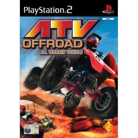 ATV Offroad: All Terrain Vehicle - PS2