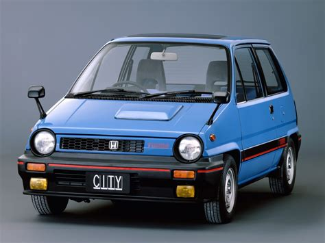 Honda City Turbo I / Turbo II - Hot Hatch