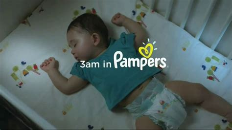 Pampers Baby Dry TV Commercial, '3 a