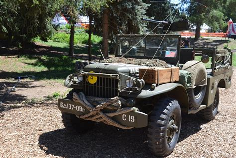Dodge WC 51, WC 52 Cargo :: 16th Armored Division Club