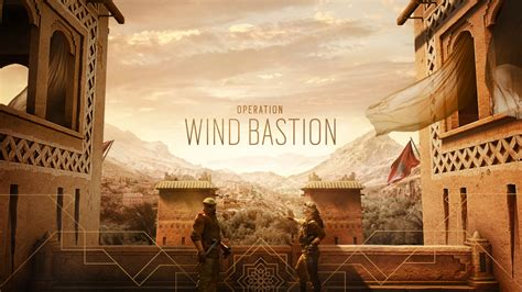 Details on Rainbow Six Siege Operation Wind Bastion