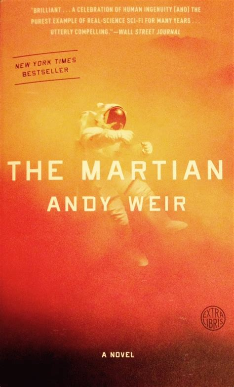 The Martian by Andy Weir | Mission Viejo Library Teen Voice