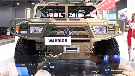 2016 DFM Warrior Dongfeng Motors Exterior and Interior