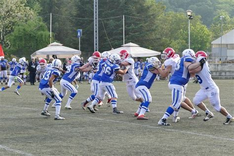 Italy downs Team Serbia to qualify for IFAF Paris European