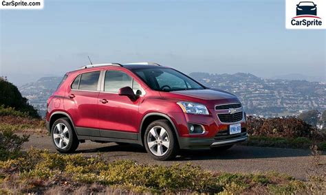 Chevrolet Trax 2017 prices and specifications in Saudi