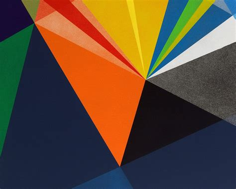 Abstract blocks of color-Mac OS Wallpaper Preview
