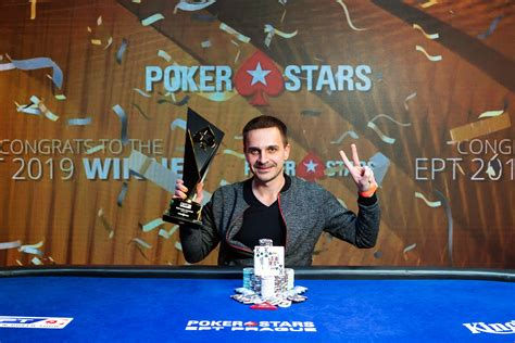 Mikalai Pobal Makes History with EPT Prague Main Event Win