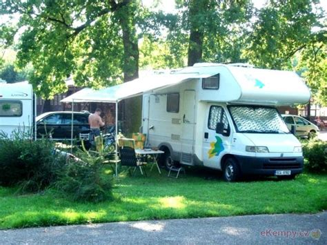Camping South Bohemia Czech campsites, Autocamping