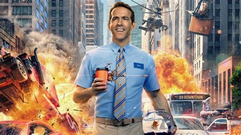 Ryan Reynolds Goes From NPC to Hero in New Video Game