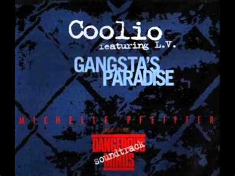 Gangsta's Paradise [Instrumental] by Coolio - YouTube