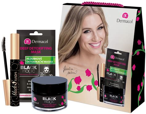Dermacol Black Magic Mattifying Face Moisturizer