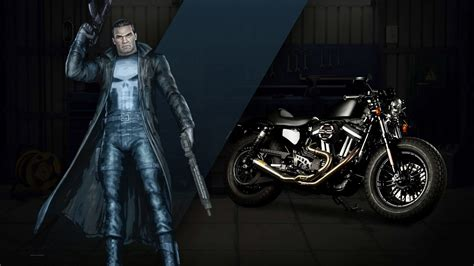 Marvel Superhero Harley-Davidson Bikes Surface in The Land