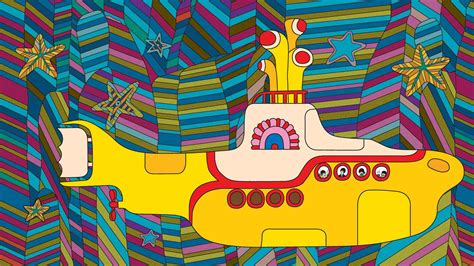 'Yellow Submarine' animator Malcolm Draper remembers the