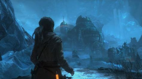 Rise of the Tomb Raider: Find a way into the lost city of