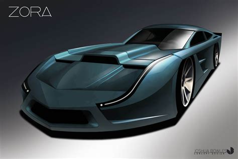 "Could the ""Zora"" be GM's Answer to the Ford GT"