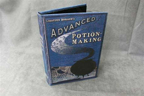 Harry Potter Advanced Potion Making Book Replica - Custom