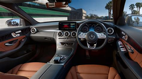 2018 Mercedes-Benz C-Class facelift launched for INR 40