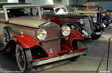 The August Horch Museum Moves to a Worthy Venue - AudiWorld