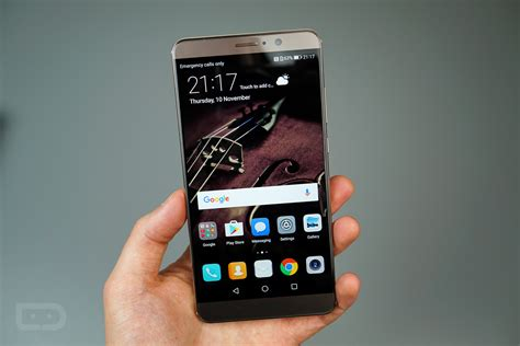 Video: Huawei Mate 9 Unboxing and Tour