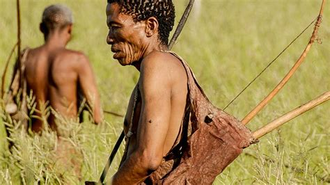 Dwindling African tribe may have been most populous group